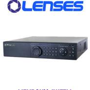 دستگاه NVR شصت و چهار کانال LENSES