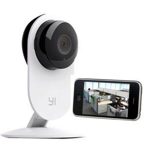 انتقال تصویر دوربین تحت شبکه شیائومی (مدل YI)