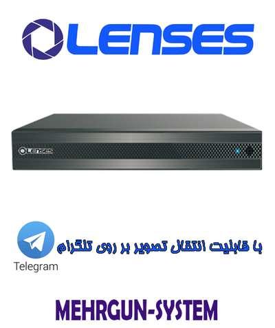 دی وی آر 8 کانال LENSES مدل Lite