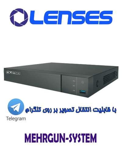 دستگاه ذخیره ساز 4 کانال LENSES مدل LE-XV5401H