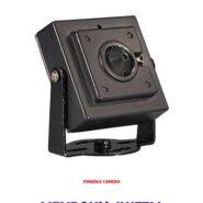 دوربین مداربسته مینیاتوری(Pinhole)